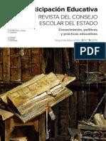 Hacia una normativa educativa basada en evidencias. La guía de La investigación y de La evaLuación