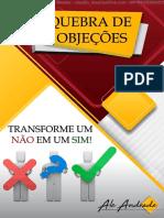 Ebook Quebra de Objecoes Ale Andrade