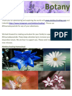 Botany Unit Study