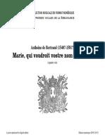 IMSLP455731-PMLP740780-Bertrand_A_de_-_Marie_qui_voudroit_vostre_nom_retourner_(4vx)
