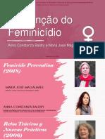 Presentación Feminicidio