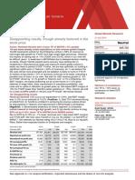 Tech Mahindra (TECHM IN, Neutral) - 1QFY20 Result - Nomura.pdf