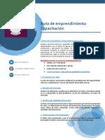 Ruta de emprendimiento CDE-ECCI 2020-1