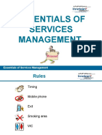 8 - Essentials of Services Managment - Slides