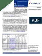 Sadbhav Engineering - BOT asset defaults - JM Financial