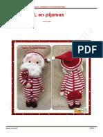[Lalylala] Laly  Santa Claus en pijamas ING.nl.es.pdf