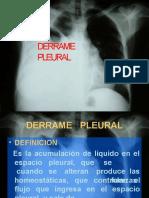 DERRAME PLEURAL 4