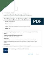 Marketing Manager Job Openings by Eley Metrology in Derby December 2020 - UK Jobs Pro.pdf
