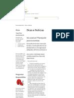 Mourões de Alambrado - Novatorre - Artefatos de Concreto - Dicas para construção.pdf