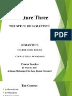 Lecture Three Semantics.pptx