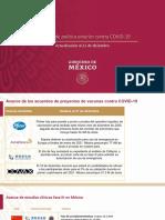 Estrategia de política exterior del Gobierno de AMLO contra el Covid-19
