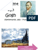Vincent Van Gogh_power Point