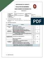 SILABOS DE RESISTENCIA DE MATERIALES 2