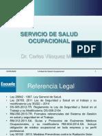 NUEVAS NORMAS DE BIOSEGURIDAD Y MEDIO AMBIENTE PERU COVID