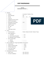 04. Profil Madrasah