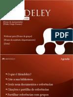 Mendeley Teaching Presentation Portuguese (PT-PT)