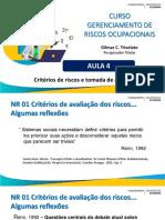 Curso GRO - Aula 4 - Criterios de risco e tomada de decisaos.pdf