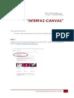 Tutorial de Navegación_Interfaz CANVAS
