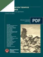 Derecho en Tiempos de Pandemia.