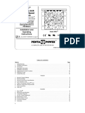 KBIC-120 MANUAL | Fuse (Electrical) | Alternating Current on