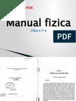Manual Fizica Clasa 7