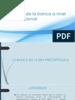 Historia de la banca a nivel internacional (1)