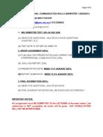 ASSESMENTS BRIEF ENGLISH SEM 1 20202021 KOH3433 DR HANI