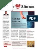 Tiroler Stimmen, Ausgabe 4-2020