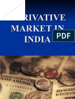 derivative market in India (ppt)