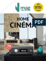 ON mag - Guide Home Cinéma 2020