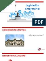 1 - Legislación Empresarial