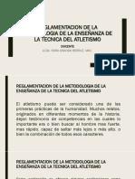 REGLAMENTACION DE LA METODOLOGIA DE LA ENSEÑANZA DE.pdf
