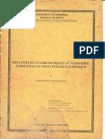 Les conflits interethniques au Nord Kivu