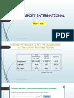 GL Transport maritime réglementation