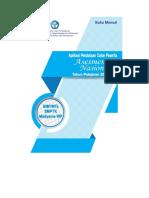 Aplikasi Pendataan Calon Peserta Asesmen Nasional Tahun Pelajaran 2020/2021 SMP/MTs
