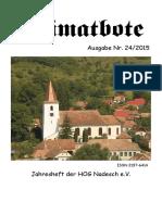 Hans Georg Baier - Haussprüche Aus Nadesch