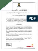 Decreto 304 de 2020