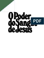 O Poder do Sangue de Jesus
