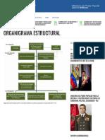 Organigrama Estructural _ MPPD
