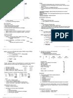 AFAR Notes by Dr. Ferrer