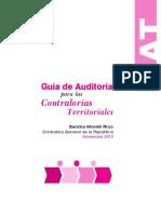 Guia de Auditoria Territorial