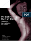 2384687 Mediating the Human Body Technology Communication and Fashion