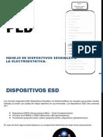 PLD - Clase 2 - Dispositivos Sensibles a la Estatica