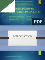 LABORATORIO N°4 - BOMBA SERIE-PARALELO
