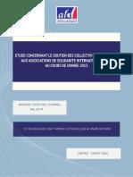 Rapport -Soutien des collectivités françaises - diffuion couv