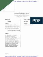 BEPCOLP v. SANTA FE MINERALS INC et al Complaint