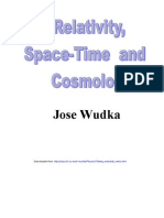 Relativity__Space-Time_And_Cosmology_-_Wudka