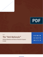 "The ""Ant-Nationals"" by Human Rights Watch"