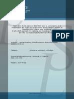 Khali Issa et al. Application d'une approche SIG-USLE pour la cartographie et la modélisation des pertes en sol au niveau du sous bassin versant de l'oued Bni Hlou.pdf