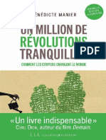Un Million de Revolution Tranquille